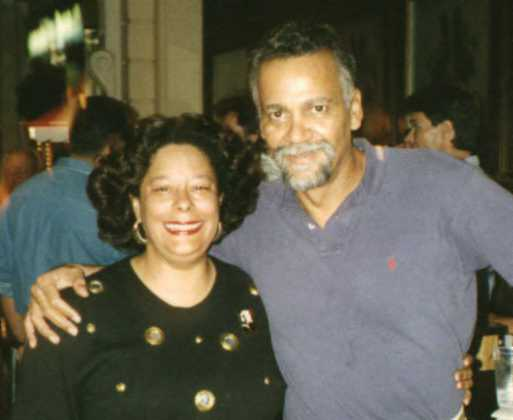 Joan Cartwright and Joe Sample, Montreux, Switzerland